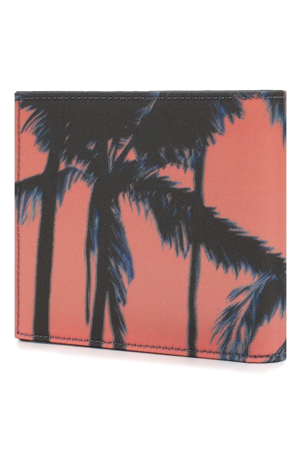Мужской комбинированное портмоне SAINT LAURENT разноцветного цвета, арт. 396307/HZT5E | Фото 2