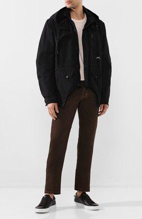 Мужская куртка diesel red tag x a-cold-wall* DIESEL RED TAG черного цвета, арт. ACW-JK03 | Фото 2