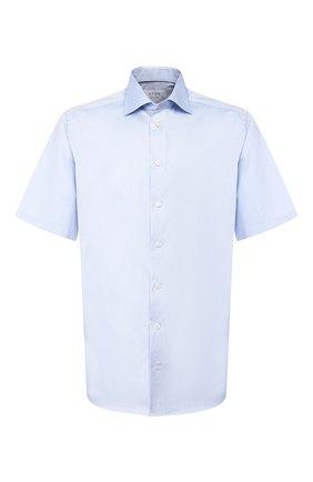 Мужская хлопковая сорочка ETON голубого цвета, арт. 3000 79315 | Фото 1