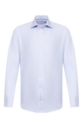 Мужская хлопковая сорочка ETON голубого цвета, арт. 3169 79511 | Фото 1