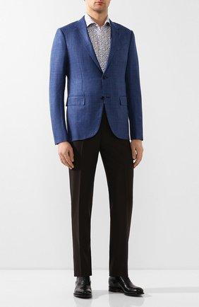 Мужская хлопковая рубашка VAN LAACK разноцветного цвета, арт. RIVARA-S-TF/171422 | Фото 2