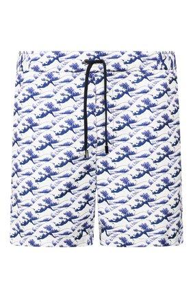 Детского плавки-шорты ZILLI белого цвета, арт. MGT-MFANC-30336/M001 | Фото 1