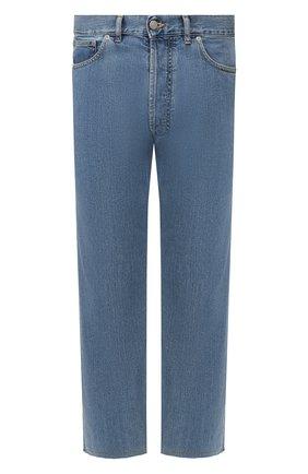 Мужские джинсы MAISON MARGIELA синего цвета, арт. S50LA0152/S30682 | Фото 1