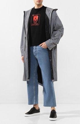 Мужские джинсы MAISON MARGIELA синего цвета, арт. S50LA0152/S30682 | Фото 2