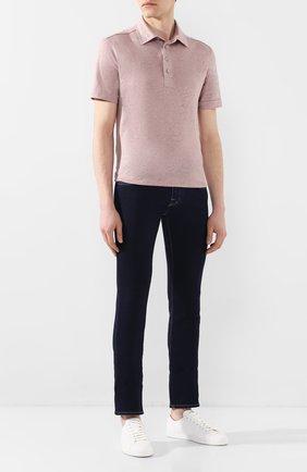 Мужские джинсы VILEBREQUIN темно-синего цвета, арт. VBMP0006-00973-W1 | Фото 2
