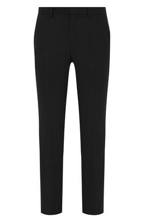 Мужской брюки GIVENCHY черного цвета, арт. BM50GU11YE   Фото 1
