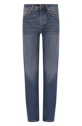 Мужские джинсы GIVENCHY синего цвета, арт. BM50GS50CN | Фото 1
