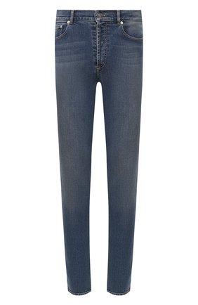 Мужские джинсы GIVENCHY синего цвета, арт. BM50DF50D6 | Фото 1