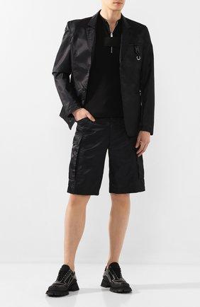 Мужской пиджак 1017 ALYX 9SM черного цвета, арт. AAM0U0076FA01 | Фото 2