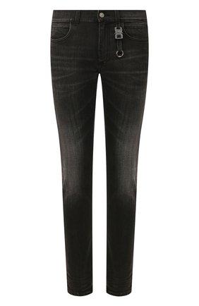 Мужские джинсы 1017 ALYX 9SM черного цвета, арт. AAMPA0085FA01 | Фото 1
