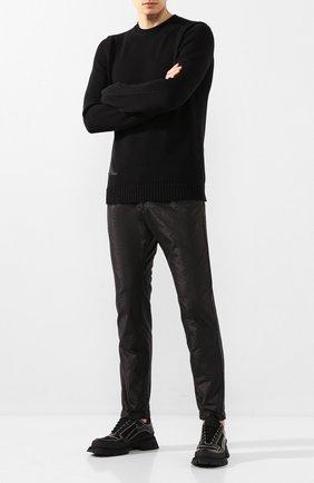 Мужской джоггеры 1017 ALYX 9SM черного цвета, арт. AAMPA0107FA01 | Фото 2