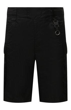 Мужские шорты 1017 ALYX 9SM черного цвета, арт. AAMS00020FA01   Фото 1