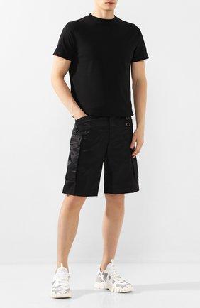 Мужские шорты 1017 ALYX 9SM черного цвета, арт. AAMS00020FA01   Фото 2