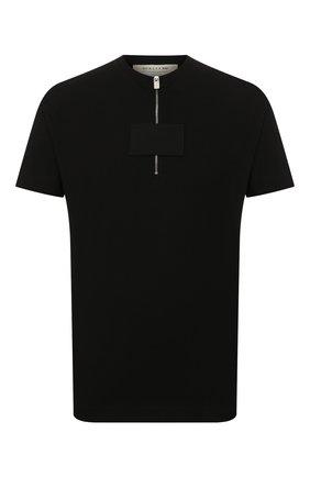 Мужская хлопковая футболка 1017 ALYX 9SM черного цвета, арт. AAMTS0127FA02   Фото 1