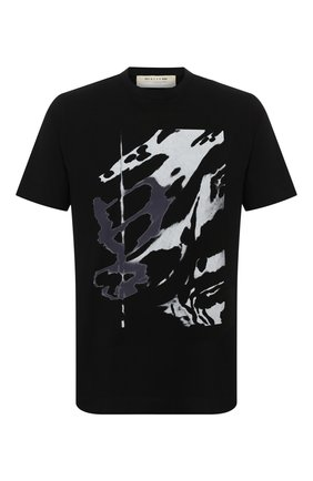 Мужская хлопковая футболка 1017 ALYX 9SM черного цвета, арт. AAMTS0138FA01 | Фото 1