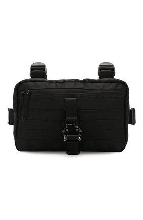 Мужская текстильная нагрудная сумка 1017 ALYX 9SM черного цвета, арт. AAUCB0003FA01 | Фото 1