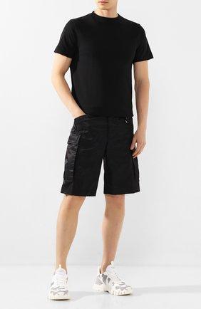 Мужская комплект из трех футболок 1017 ALYX 9SM черного цвета, арт. AVUTS0024FA01   Фото 2