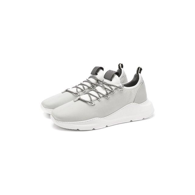 Текстильные кроссовки Canali — Текстильные кроссовки