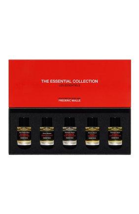 Женский парфюмерный набор the essential collection FREDERIC MALLE бесцветного цвета, арт. 3700135093362 | Фото 1