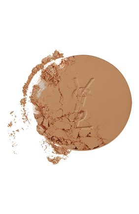 Женская пудра all hours powder, оттенок b65 YSL бесцветного цвета, арт. 3614272622678   Фото 2