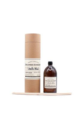 Мужской диффузор vanilla blend ZIELINSKI&ROZEN бесцветного цвета, арт. 4627153151852 | Фото 1