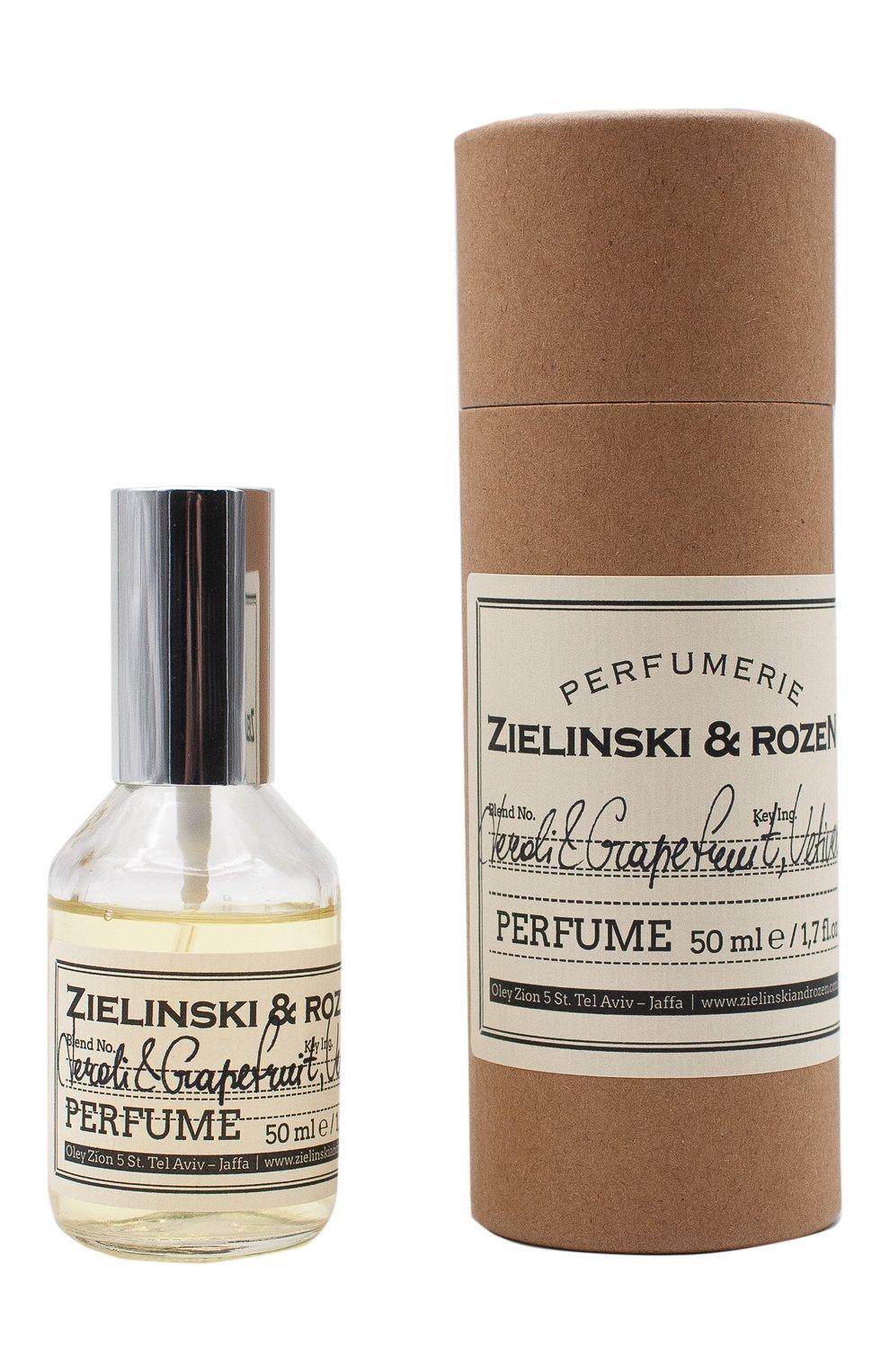 парфюмерия Zielinski Rozen купить