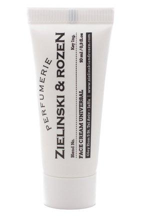 Женское увлажняющий крем для лица ZIELINSKI&ROZEN бесцветного цвета, арт. 4627153152323 | Фото 1