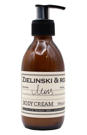 Женского крем для тела moss ZIELINSKI&ROZEN бесцветного цвета, арт. 4627153151500 | Фото 1
