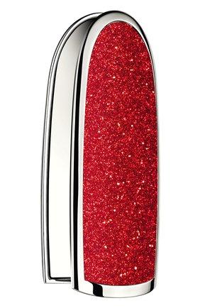 Женский футляр для помады rouge g, оттенок игристый красный GUERLAIN бесцветного цвета, арт. G043169 | Фото 1