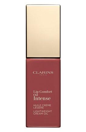 Масло-тинт для губ lip comfort oil intense, 01 CLARINS бесцветного цвета, арт. 80060075 | Фото 2