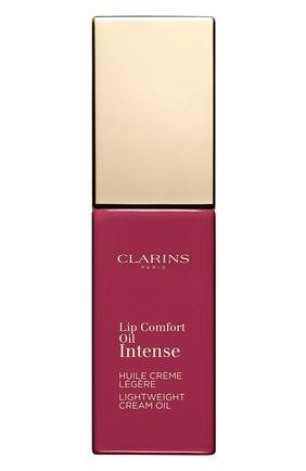 Масло-тинт для губ lip comfort oil intense, 03 CLARINS бесцветного цвета, арт. 80060077 | Фото 2