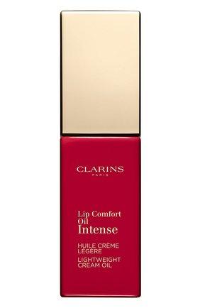 Масло-тинт для губ lip comfort oil intense, 07 CLARINS бесцветного цвета, арт. 80060081 | Фото 2