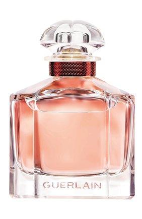 Женский парфюмерная вода mon guerlain bloom of rose GUERLAIN бесцветного цвета, арт. G013946 | Фото 1