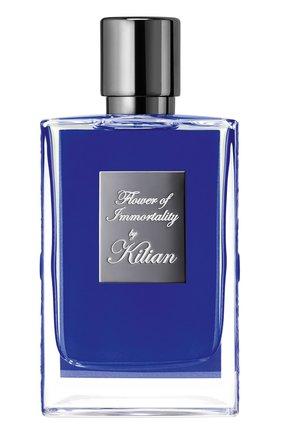 Женский парфюмерная вода flower of immortality KILIAN бесцветного цвета, арт. 3700550218180 | Фото 1