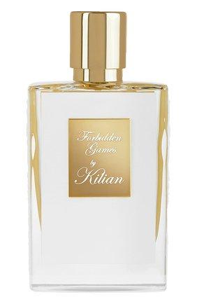 Женский парфюмерная вода forbidden games KILIAN бесцветного цвета, арт. 3700550218258 | Фото 1