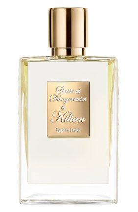 Женский парфюмерная вода liaisons dangereuses KILIAN бесцветного цвета, арт. 3700550218265 | Фото 1