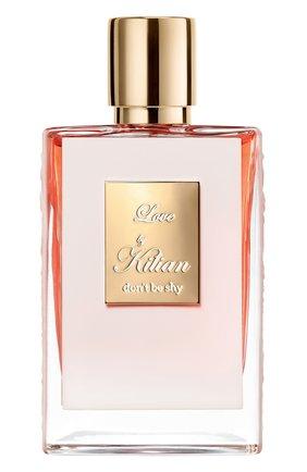 Женский парфюмерная вода love don't be shy KILIAN бесцветного цвета, арт. 3700550218227 | Фото 1