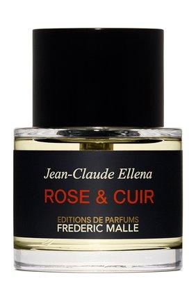 Женский парфюмерная вода rose & cuir FREDERIC MALLE бесцветного цвета, арт. 3700135016156 | Фото 1