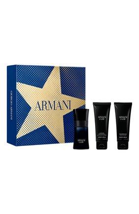 Мужские набор armani code GIORGIO ARMANI бесцветного цвета, арт. 3614272765443 | Фото 1