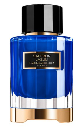 Парфюмерная вода saffron lazuli CAROLINA HERRERA бесцветного цвета, арт. 65158651 | Фото 1