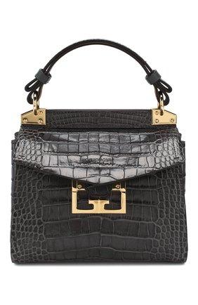 Женская сумка mystic mini GIVENCHY серого цвета, арт. BB50C3B0LK | Фото 1