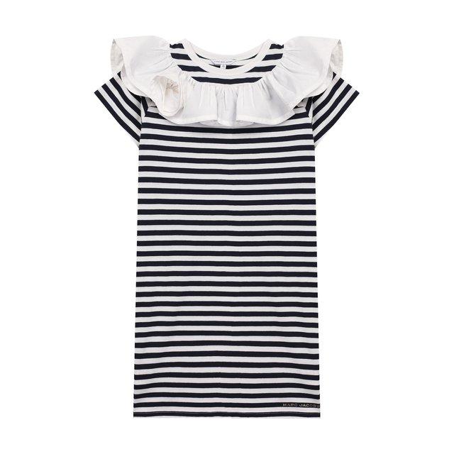 Хлопковое платье MARC JACOBS (THE) — Хлопковое платье