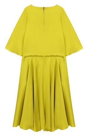 Детское платье UNLABEL салатового цвета, арт. ASTER-1/04-IN001/12A-16A | Фото 2