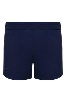 Мужские плавки-шорты BOTTEGA VENETA синего цвета, арт. 608245/4V010   Фото 1