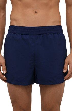 Мужские плавки-шорты BOTTEGA VENETA синего цвета, арт. 608245/4V010   Фото 2