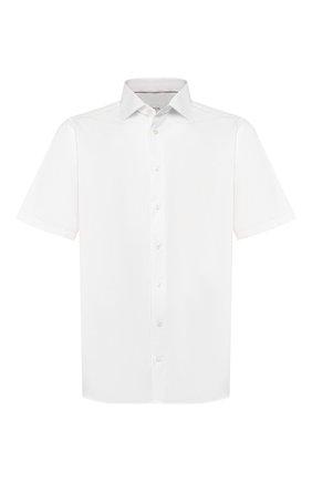 Мужская хлопковая сорочка ETON белого цвета, арт. 3000 79315 | Фото 1