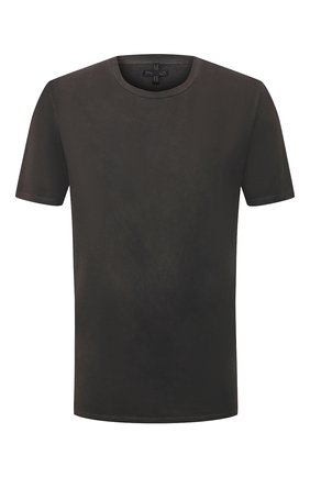 Мужская хлопковая футболка MD 75 темно-серого цвета, арт. MD6253 | Фото 1