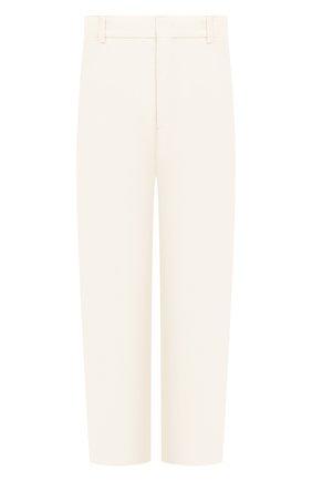 Мужской хлопковые брюки JIL SANDER кремвого цвета, арт. JPUQ311001-MQ250800 | Фото 1