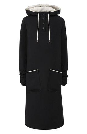 Женское платье JM STUDIO черного цвета, арт. JMSS2012 | Фото 1