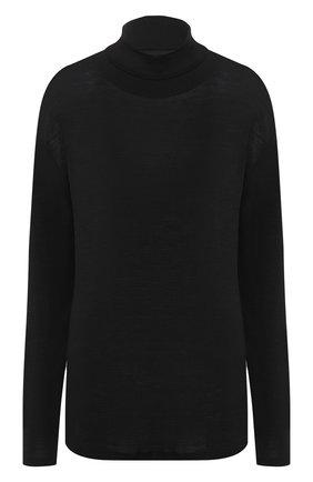 Женская водолазка HANRO черного цвета, арт. 071423 | Фото 1